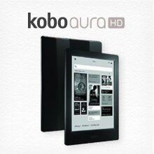 Kobo Aura HD