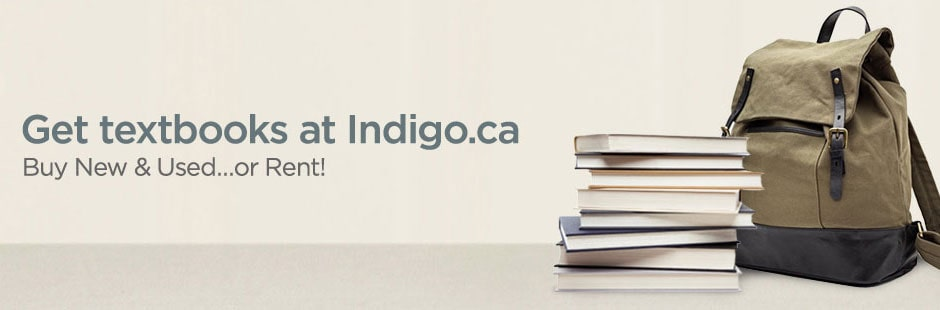 get textbooks at indigo.ca