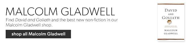 Malcolm Gladwell Shop