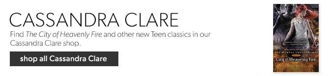 Cassandra Clare Shop