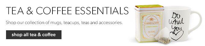 Tea & Coffee Essentials