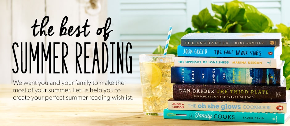 Shop your summer reading wishlist on Indigo.ca. We want to help you and your family make the most of your summer by helping you create your perfect summer reading wishlist.