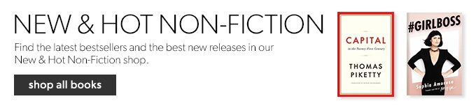 New and Hot Non-Fiction