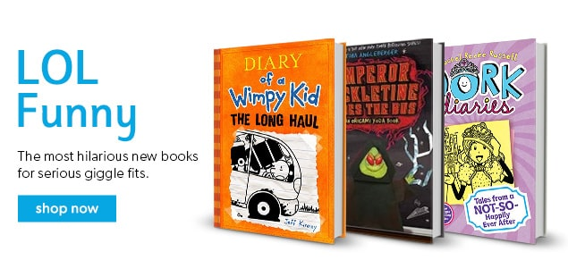 shop LOL funny books for kids now!